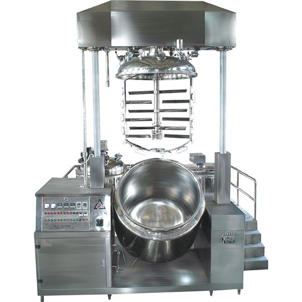 SZRJ  Vacuum Emulsifying Equipment
